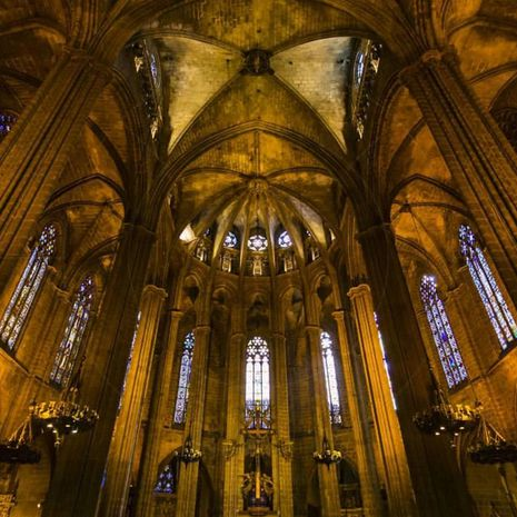 Travel picture of Cathedral of Barcelona
