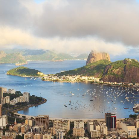 Travel picture of Sugarloaf Mountain