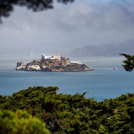 Travel picture of Alcatraz Island