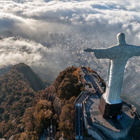 Travel picture of Christ the Redeemer