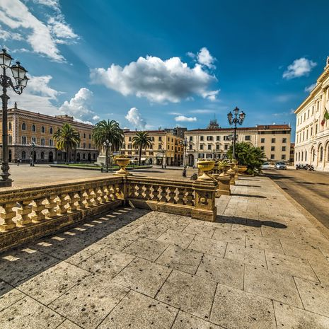 Travel picture of Old Town-Sassari
