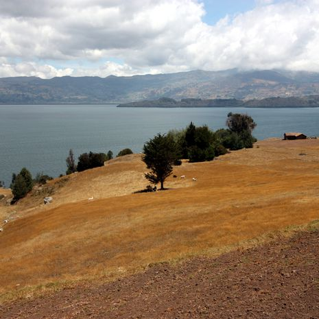 Travel picture of The Paramos of Lake Tota