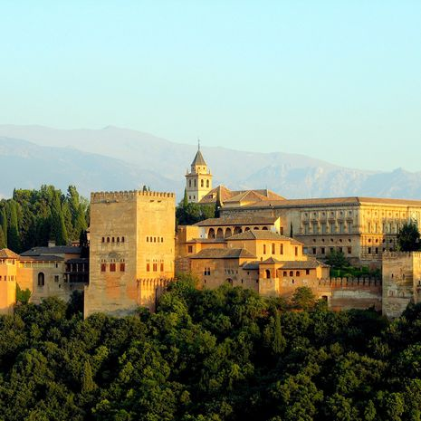 Travel picture of Alhambra