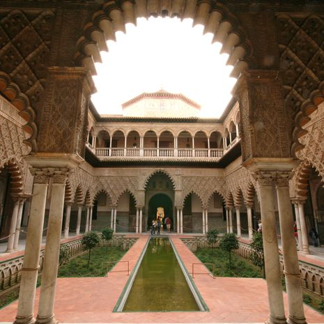 Travel picture of Royal Alcázar of Seville