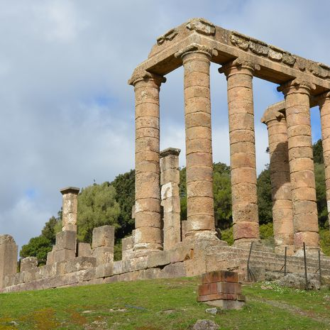 Travel picture of Temple of Antas