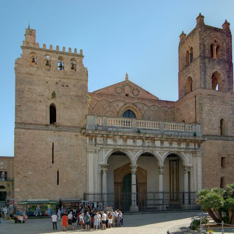 Travel picture of Cattedrale di Monreale