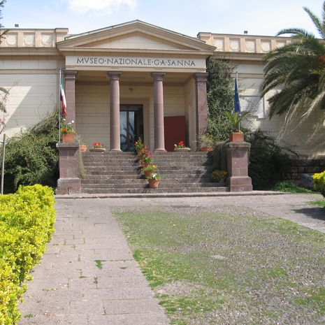"Travel picture of Museo Nazionale ""G.A. Sanna"""