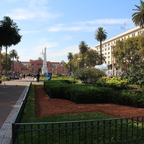 Travel picture of Plaza de Mayo