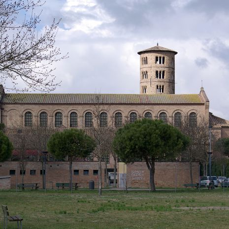 Travel picture of Basilica di Sant'Apollinare in Classe