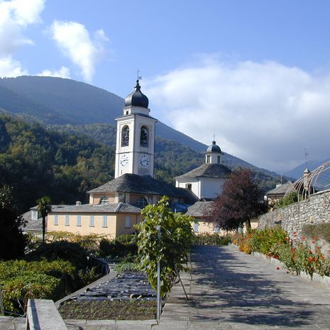 Travel picture of Sacred Mount Calvary of Domodossola