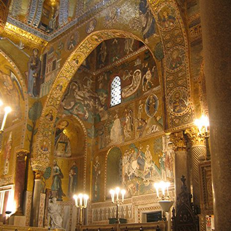 Travel picture of Cappella Palatina