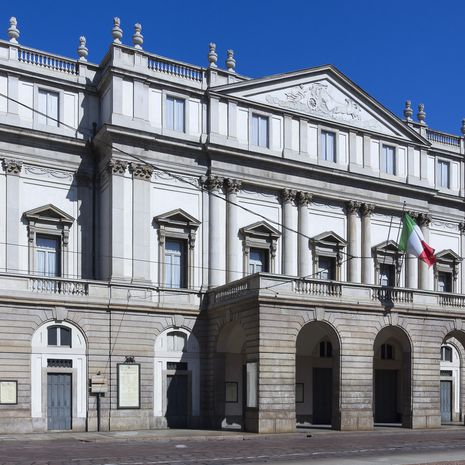 Travel picture of Teatro alla Scala