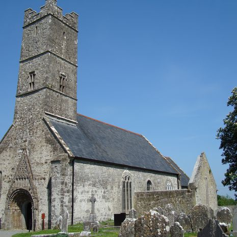 Travel picture of Clonfert Church