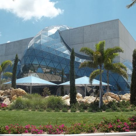 Travel picture of The Dalí Museum