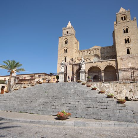 Travel picture of Cathedral-Basilica of Cefalù