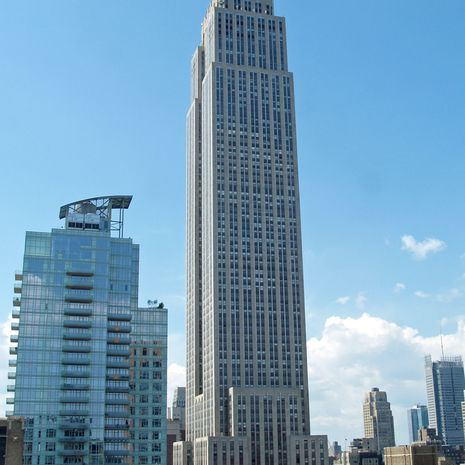 Travel picture of Empire State Buidling