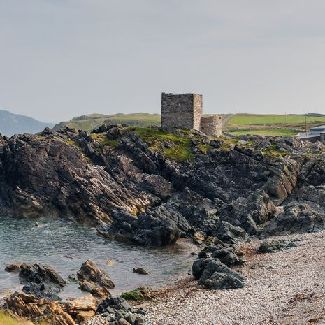 Travel picture of Doagh Isle