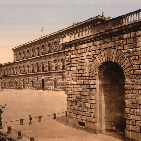 Travel picture of Pitti Palace