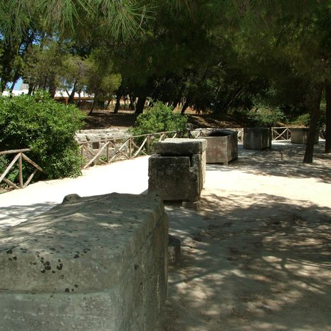Travel picture of Archaeological Park Neapolis