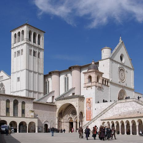 Travel picture of Basilica of San Francesco d'Assisi