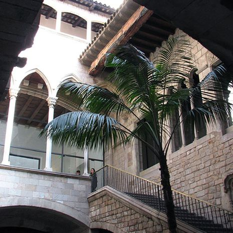 Travel picture of Picasso Museum