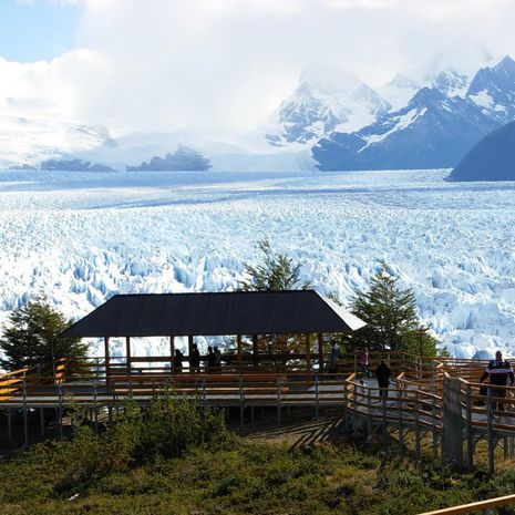 Travel picture of Los Glaciares National Park