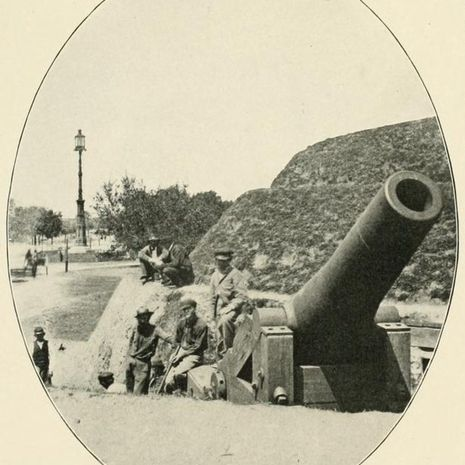 Travel picture of The Battery