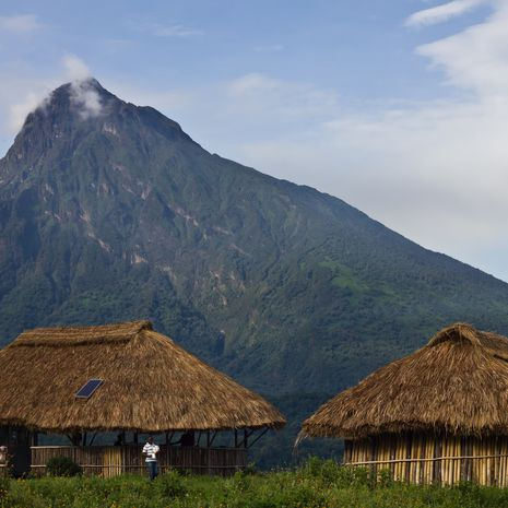 Travel picture of Virunga National Park
