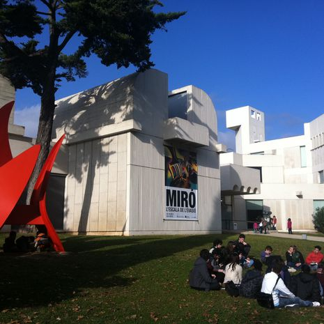 Travel picture of Joan Miró Foundation