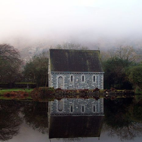Travel picture of Gougane Barra