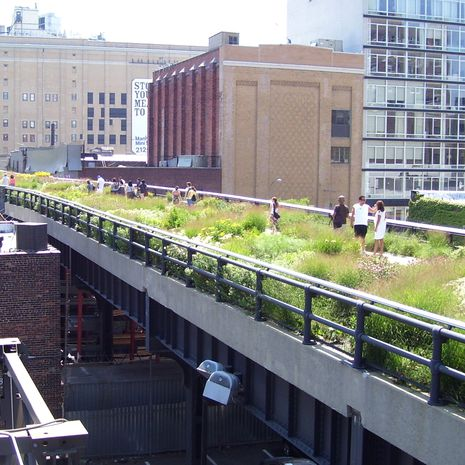 Travel picture of The High Line