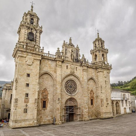 Travel picture of Cathedral of Mondoñedo