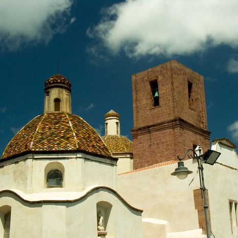 Travel picture of Bosa Cathedral