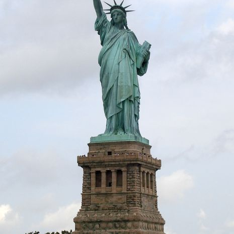 Travel picture of Statue of Liberty National Monument