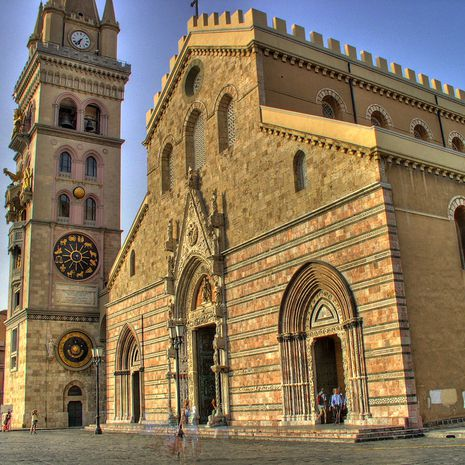 Travel picture of Messina Cathedral