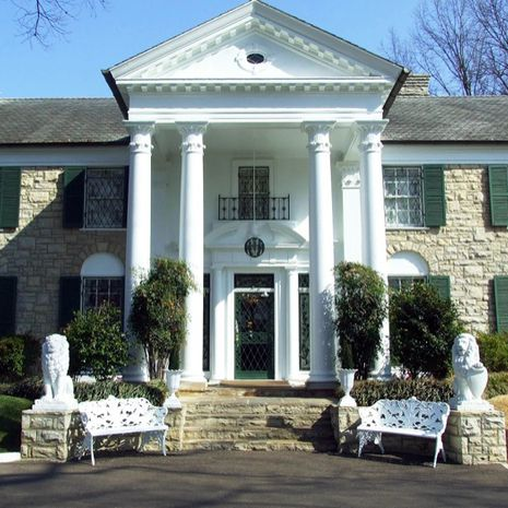 Travel picture of Graceland