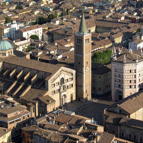 Travel picture of Parma cathedral