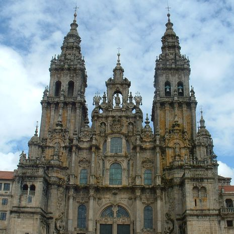 Travel picture of Cathedral of Santiago de Compostela