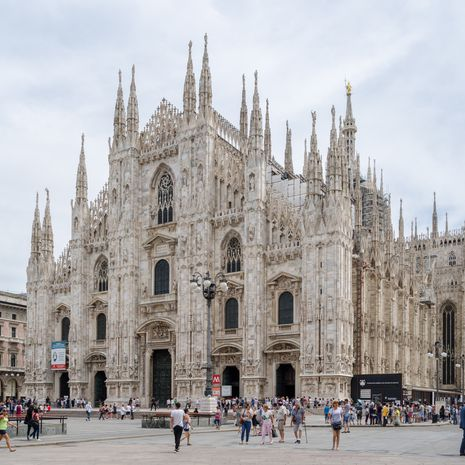 Travel picture of Duomo di Milano
