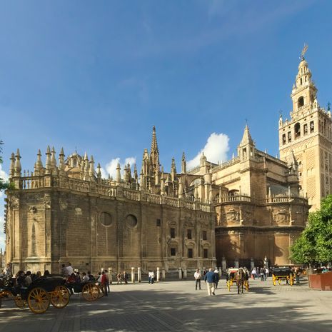 Travel picture of Seville Cathedral