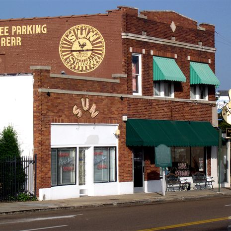 Travel picture of Sun Studio