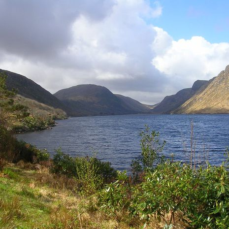 Travel picture of Lough Beagh