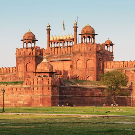 Travel picture of Red Fort