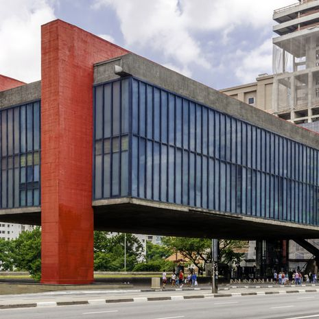 Travel picture of Museum of Art of São Paulo Assis Chateaubriand