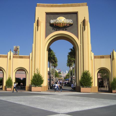 Travel picture of Universal Studios Florida