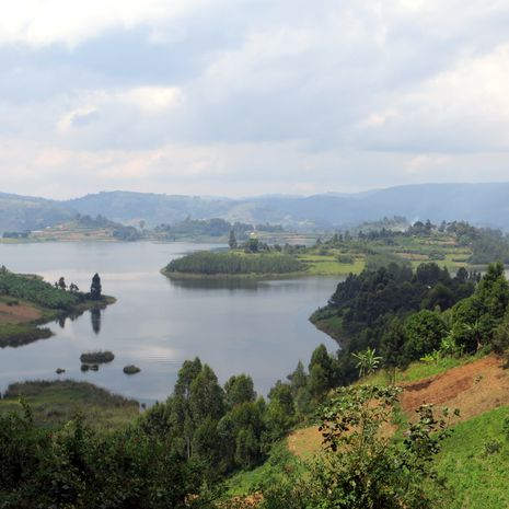Travel picture of Lake Bunyonyi