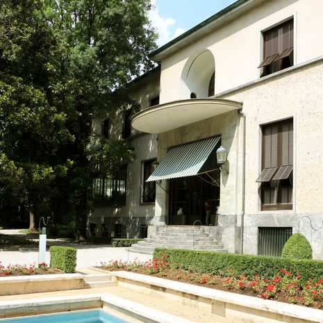 Travel picture of Villa Necchi Campiglio, historic house museum