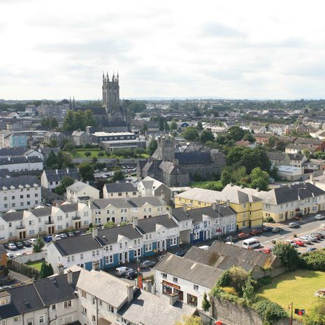 Travel picture of Kilkenny architecture, natural environment and nightlife